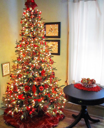 Sanctuary Guest House Tree