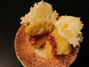Queen Victoria Fairy Cake